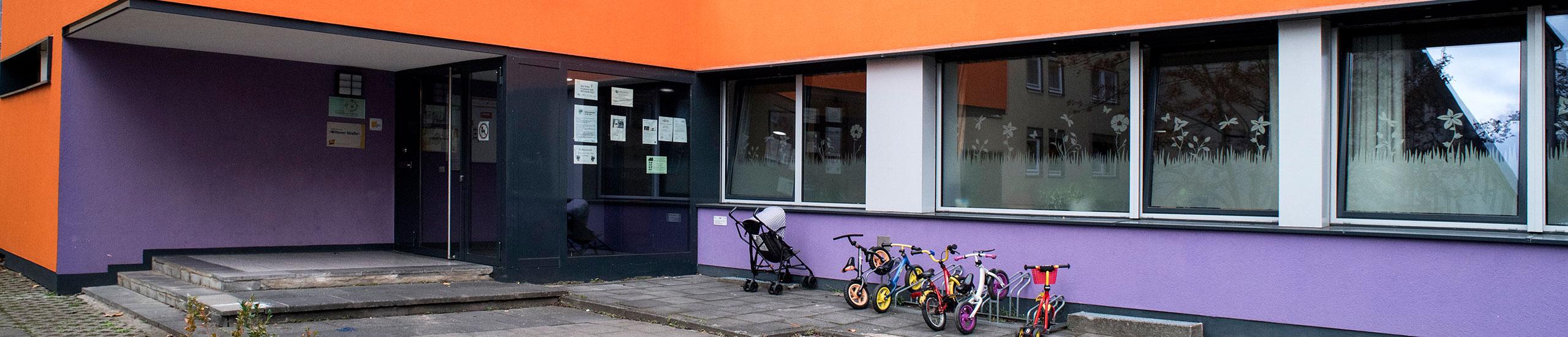 SKM-Familienzentrum Buchforst