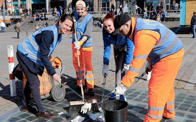 Beschäftigungshilfe Kölner Feger