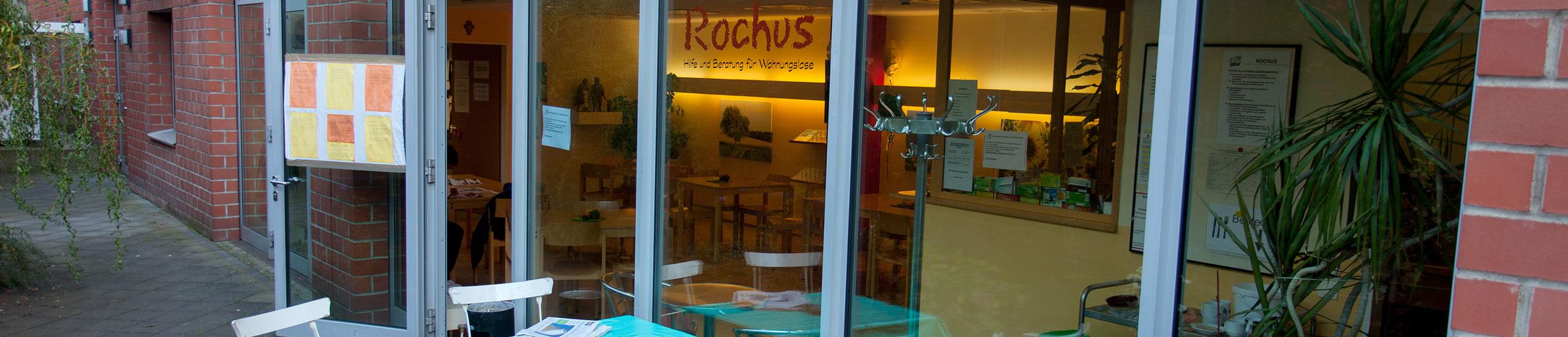 Beratungsstelle für Wohnungslose Rochus