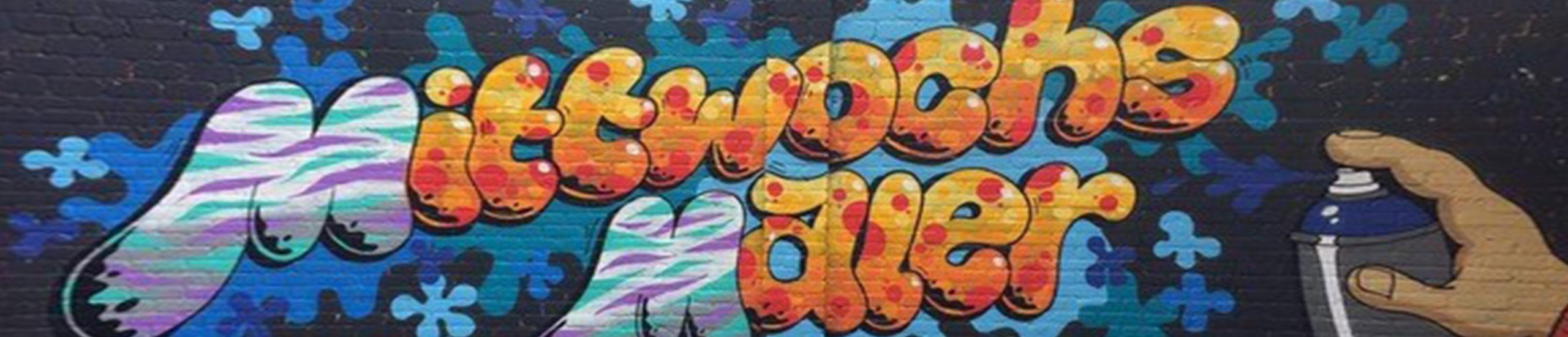 Graffitiprojekt MittwochsMaler